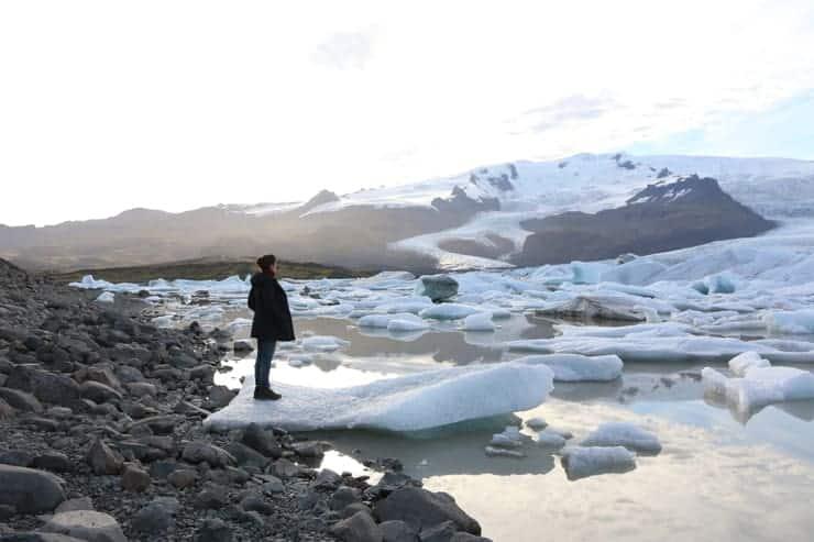 Island - in wundervoller Landschaft herausfinden, was wirklich zählt