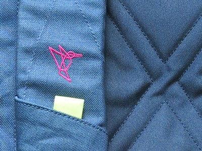 Rucksack Logo Bravebird