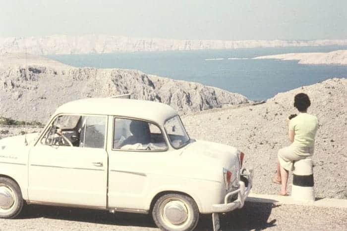 Ein Artikel mit Reisefotos meiner Eltern aus den 60ern - wieder gelöscht - zu privat!