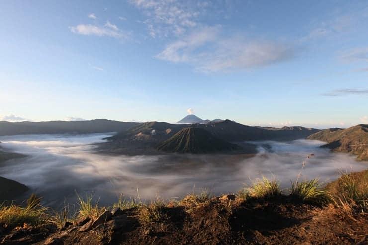 Mt. Bromo Alleinreisen