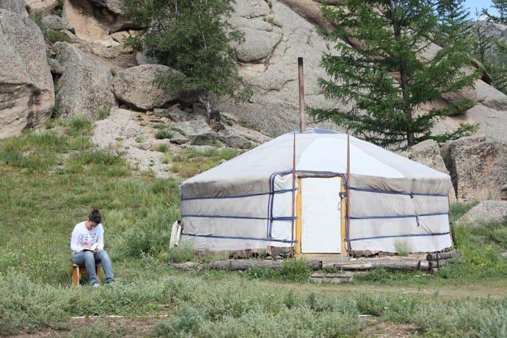 Mongolei Alleinreise