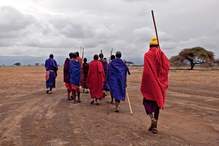 Tansania Alleinreise