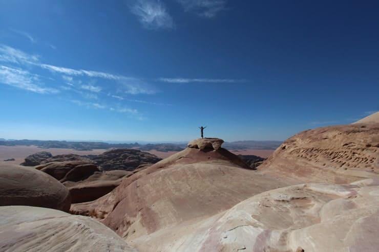 Wadi Rum Alleinreise