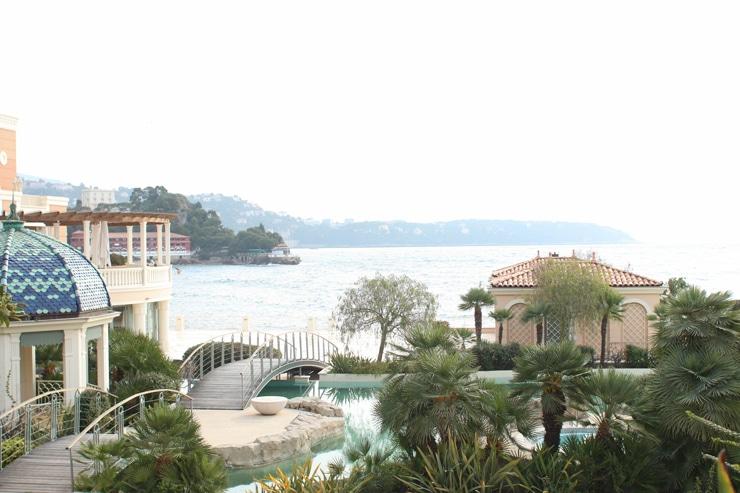 Monte Carlo Bay Resort Garten