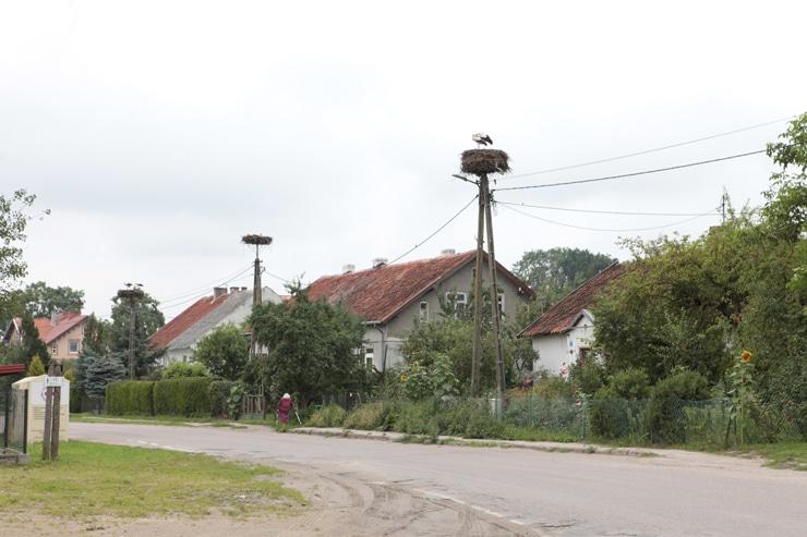Straßen Polen